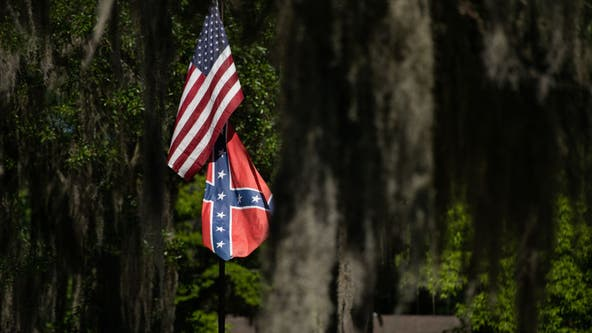 Marine Corps bans display of Confederate flag