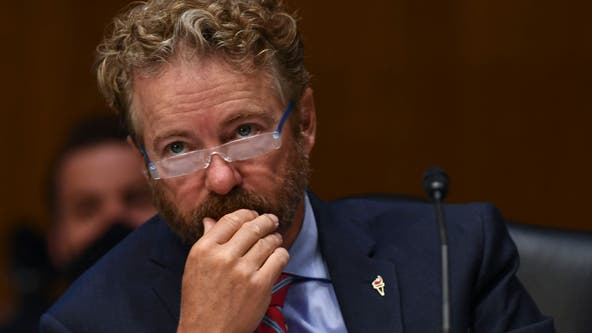 Sen. Rand Paul reportedly holding up passage of bill that would make lynching a federal hate crime