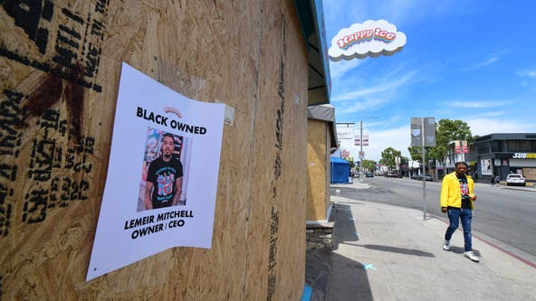 Black businesses hit hard by COVID-19 fight to stay afloat