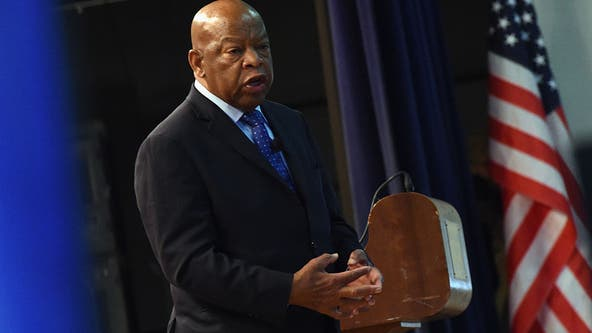 John Lewis says video of George Floyd's killing made him cry