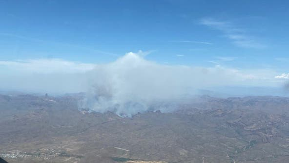 Forest Service: Sawtooth Fire burns 21,000 acres of land