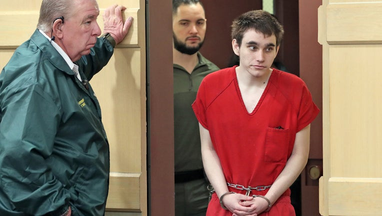 Video of Parkland shooter's attack on jail guard remains under wraps
