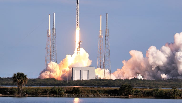 WOFL falcon 9 launch 012920