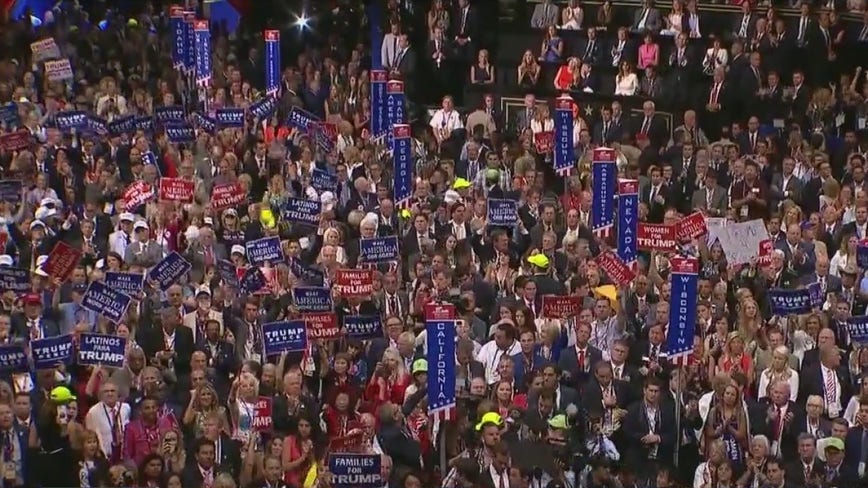 Could the 2020 Republican National Convention be hosted in Arizona?