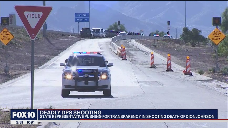 Amid controversy over George Floyd's death, Arizona state lawmaker pushing for transparency in deadly DPS-involved shooting