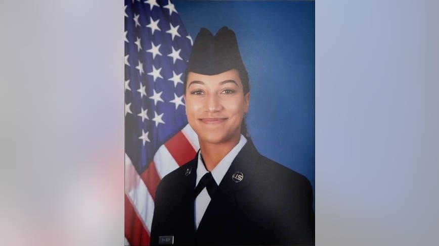 Arizona airman dead in North Dakota base shooting; no suspects sought