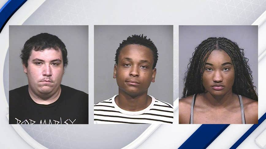 PD: 8 arrested in connection to looting at Scottsdale Fashion Square; $46K worth of stolen property recovered