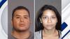 Yuma Police: Man, woman accused of intentionally coughing on employees at Walmart