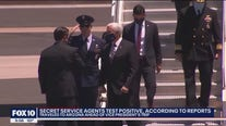 Report: At least 8 Secret Service members have COVID-19 after Vice President Pence visits Arizona