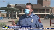 Phoenix Fire Department shares fireworks safety tips to keep you safe on Fourth of July