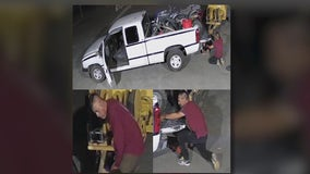 Phoenix police searching for commercial burglary suspects