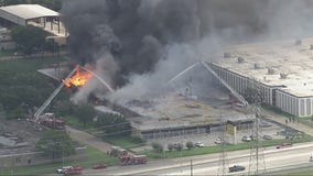 Shelter-in-place lifted in SW Houston following 3-alarm fire