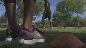 Valley gym offers fitness classes to get kids outside and exercise