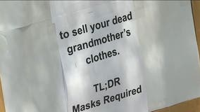 Downtown Phoenix vintage clothing store doesn't mince words on mask wearing
