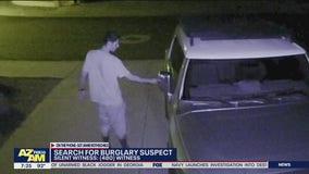 Silent Witness reward offered for arrest in Phoenix burglary case