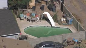 Police: Boy dead after being pulled from pool at West Phoenix home