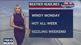 4 p.m. Weather Forecast 7/6/20