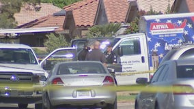 Peoria Police: Woman killed, man injured in domestic violence incident