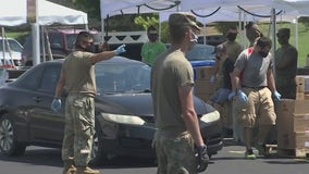 Arizona to fund extended National Guard mission to help local organizations amid ongoing COVID-19 pandemic