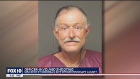 Suspect shot by Colorado City officer in Mohave County