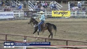 While most sporting events are canceled, the Rodeo in Prescott is still on