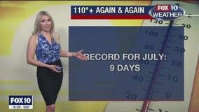 9 p.m. Weather Forecast 7/8/20