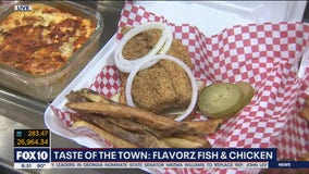 Taste of the Town: Flavorz Fish and Chicken