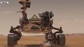 Arizona State University plays big role on Perseverance rover mission to Mars