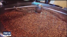 Local coffee roaster talks about how to brew the perfect cup of coffee