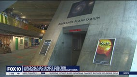 Arizona Science Center temporarily closes due to coronavirus