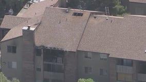 Mother dies in Phoenix apartment fire, two children injured