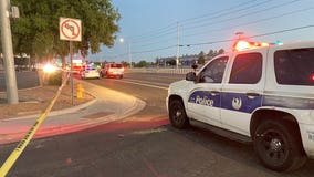 PD: Pedestrian struck, killed near Phoenix intersection