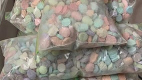 Meth looking like candy found in northern Ohio, DEA warns it is coming to Michigan