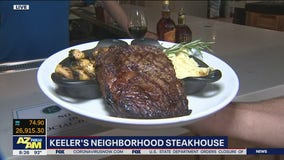 Taste of the Town: Keeler's Neighborhood Steakhouse
