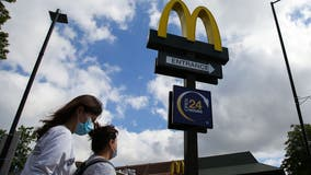 McDonald's to require customers wear masks at all US restaurants amid spike in COVID-19 cases