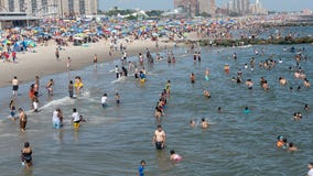 Some US pools remained open and packed for July Fourth while others closed due to high COVID-19 cases