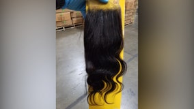 13 tons of human hair allegedly linked to forced child labor in China seized by US border patrol