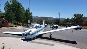 Sedona police: Small plane lands on 89A in west Sedona