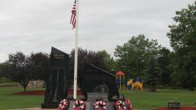 Vandals cut down 9/11 Memorial flagpole in New York village