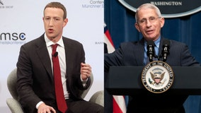 Mark Zuckerberg announces livestreamed talk with Fauci as Facebook launches new COVID-19 fact section