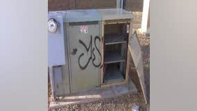 Cox: More than 600 utility cabinets broken into across the Valley; reward offered for information