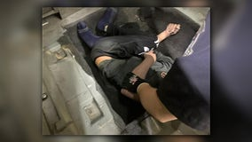 US Border Patrol thwarts alleged human smuggling attempt at US-Mexico border
