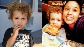 Little boy reunited with family after wandering Florida neighborhood alone; mom still missing