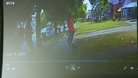 Detroit police release graphic videos of man firing on officers before being fatally shot