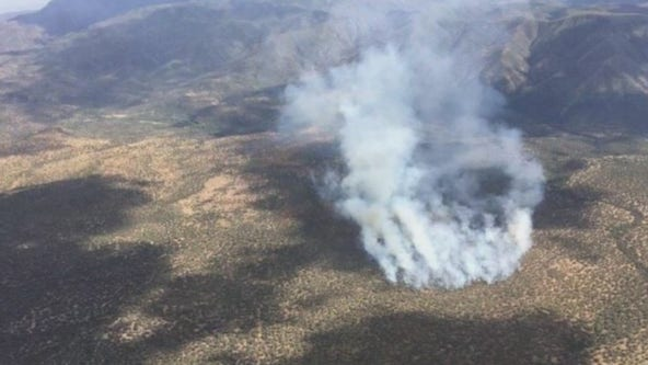 Officials identify helicopter pilot killed while battling Polles Fire