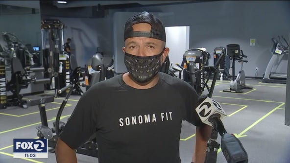 Gym owners, salons react to California coronavirus rollbacks