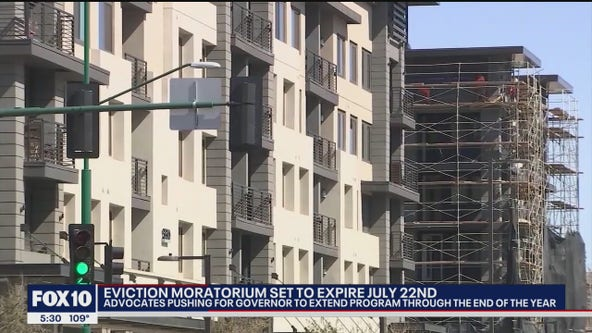 Advocates pushing for eviction moratorium to be extended