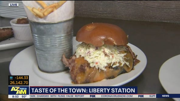 Taste of the Town: Liberty Station