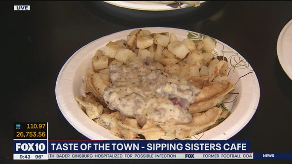 Taste of the Town: Sipping Sisters Cafe