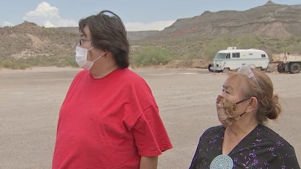 Navajo man finally returns home after battling COVID-19 for three months